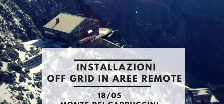 REMOTE project presentation on Friday May 18th