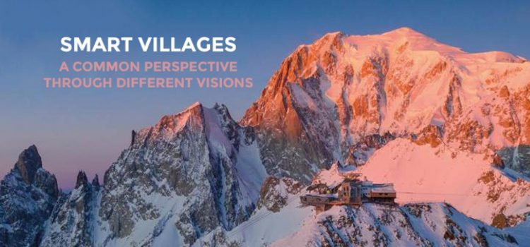 SMART VILLAGES – A COMMON PERSPECTIVE THROUGH DIFFERENT VISIONS